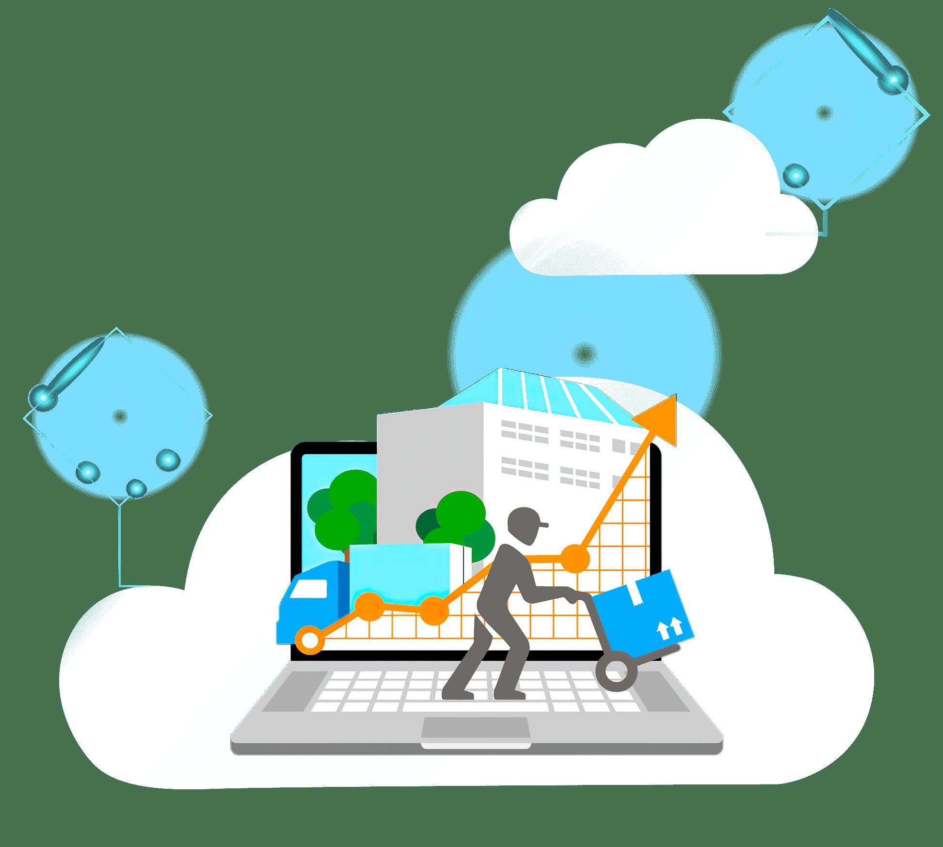 1С:Комплексная автоматизация в облаке